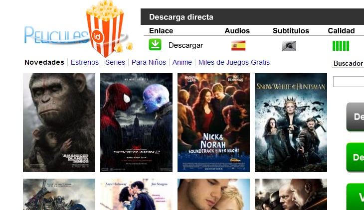 Peliculas Online Subtituladas Cine Gratis Estrenos Online Cine online ...