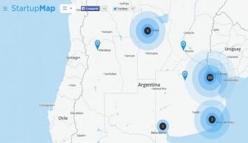 StartupMap   Mapa de Startups Latinoamericanas