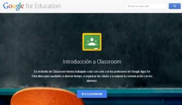 Classroom de Google