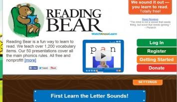 Reading Bear