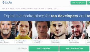 Toptal  Top Developers  Custom Software Development