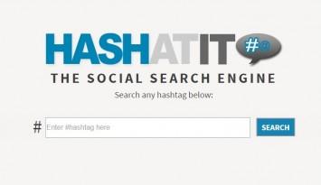 Hashatit   Hashtag Search