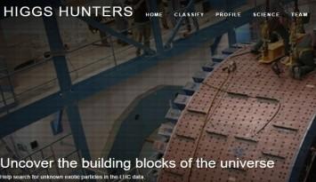 Higgs Hunters header