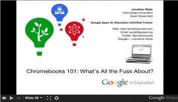 101 trucos sobre las chromebook que los docentes deben saber