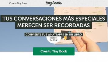 Tiny Books   Convierte tus Whatsapps en un libro