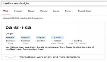 word-origin