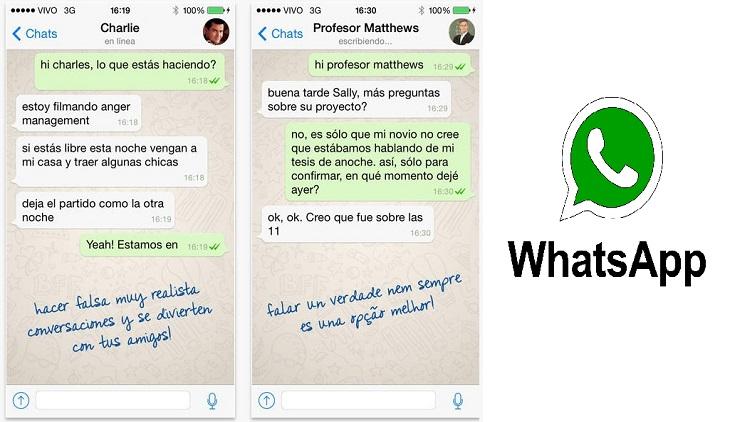 Los Egresados de Whatsapp deberan pagar por el Mantenimiento del Chat