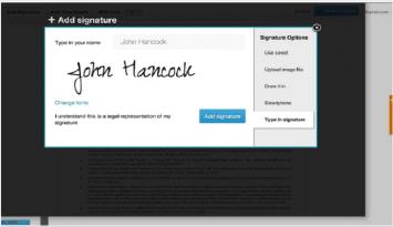 dos extensiones para firmar documentos desde chrome