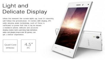 Leagoo Lead 3 smartphone low cost
