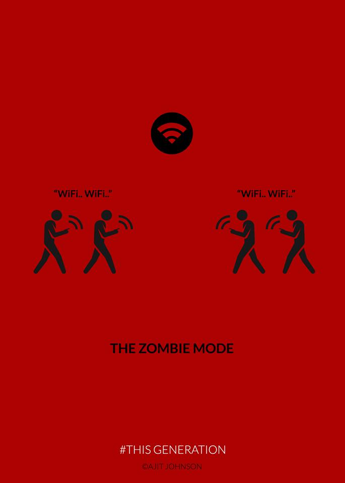 el modo zombie igual a wifi