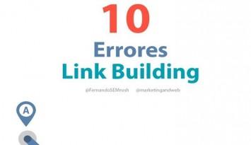 errores-no permitidos-en-Link-Building