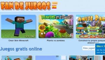 FAN DE JUEGOS  juegos y juegos gratis