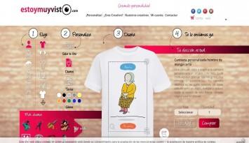 Camisetas personalizadas por y para ti   estoymuyvisto.com