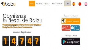 Boizu   The Free Calling Service   Index