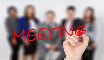 programar reuniones