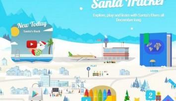 Google actualiza Santa Tracker