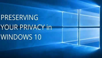 free eBook on Preserving Your Privacy in Windows 10