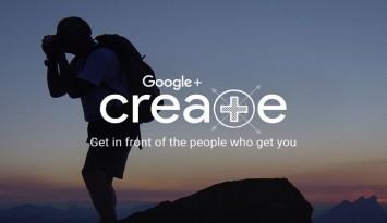 Create google+