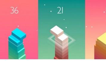 Stack  adictivo juego