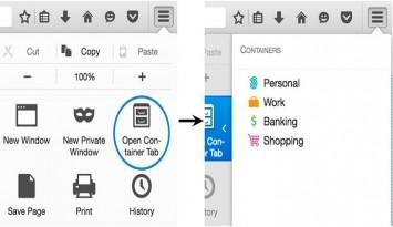 firefox browser navigate profiles